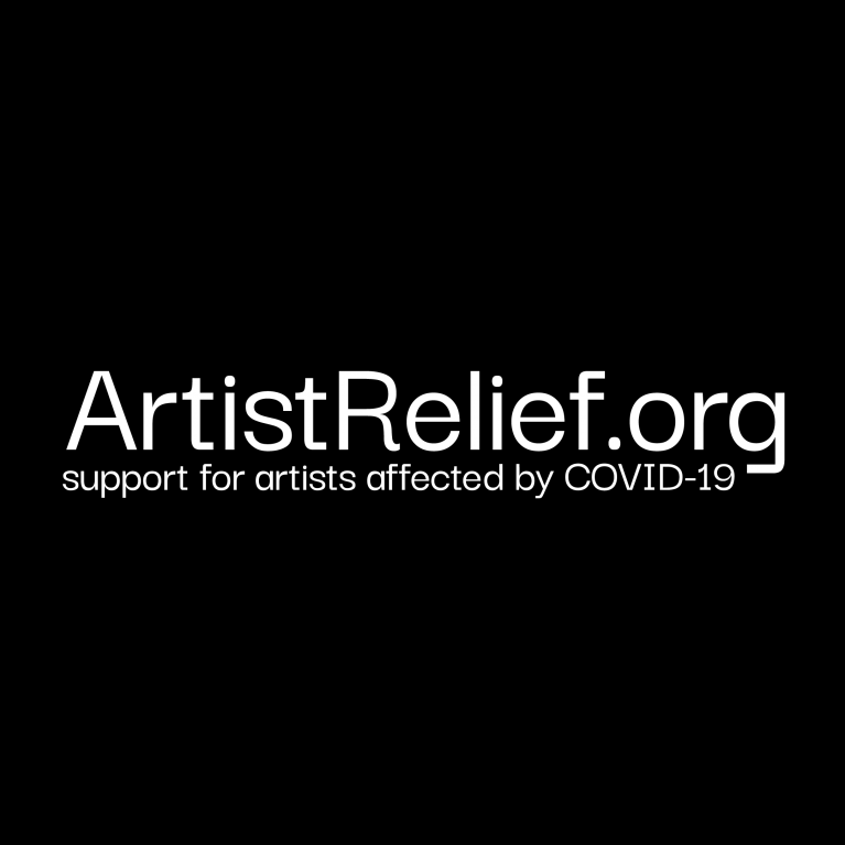 Relief for artists affected by COVID-19