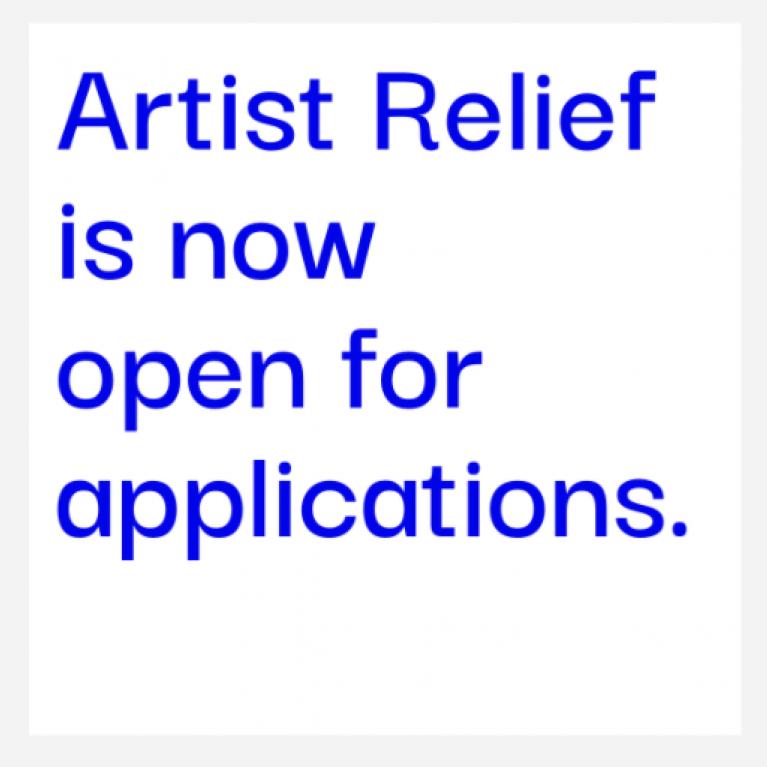 Artist Relief Logo